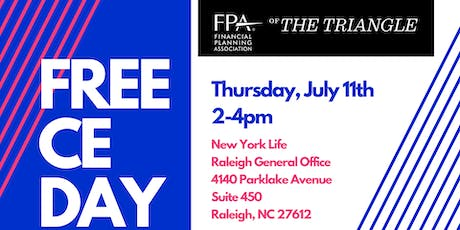 FPA Free CE Day! tickets