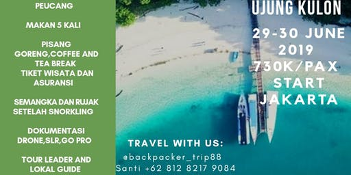 BackpackerTrip Explore Ujung Kulon