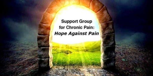 Support Group for Chronic Pain & Mental Health: Hope Against Pain