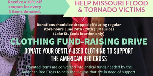 Maurices Clothing Fund-Raiser