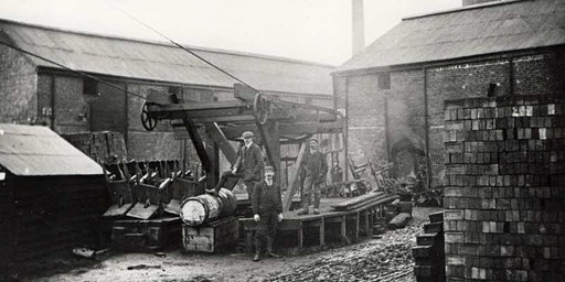 Talk: Bursledon Brickworks