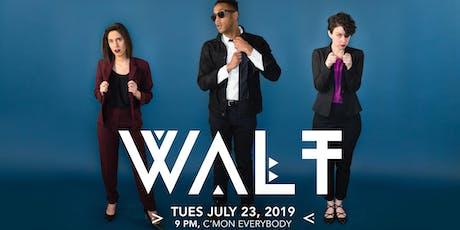 WALT tickets