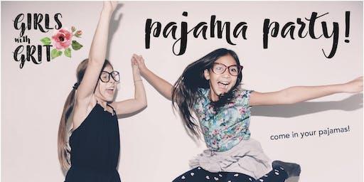 Pajama Party 2019