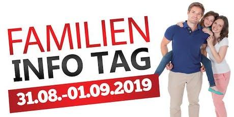 Familien Info Tag - Neueröffnung Oldenburg OMNIS Kampfsport Aakademie  Tickets
