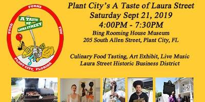 Plant City Taste of Laura Street