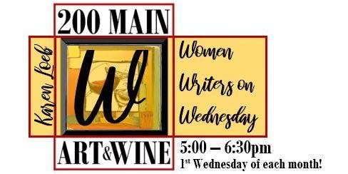 Women Writers on Wednesday with Karen Loeb