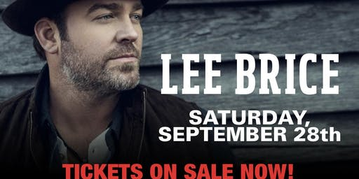 Lee Brice with Josh Phillips and Thomas Mac