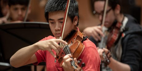 Junior Royal Birmingham Conservatoire Symphony Orchestra, Chamber Orchestra and String Orchestra Concert tickets