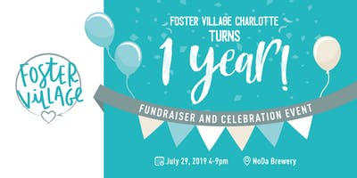 Foster Village Charlotte Birthday Celebration