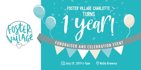 Foster Village Charlotte Birthday Celebration tickets