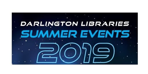Darlington Libraries: Harry Potter Day (Crown Street Library)