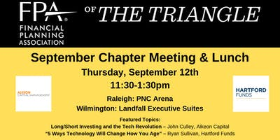 FPA September Chapter Meeting