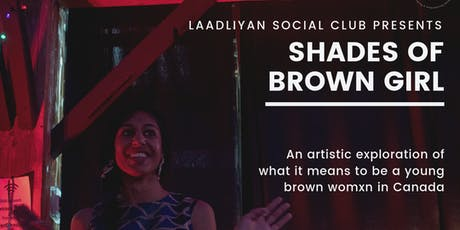 Shades of Brown Girl tickets