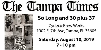 The Tampa Times Reunion 2019