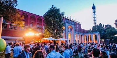 CFM/ Art Party sotto le Stelle del Giardino della Triennale Milano