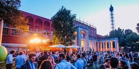 CFM/ Art Party sotto le Stelle del Giardino della Triennale Milano biglietti