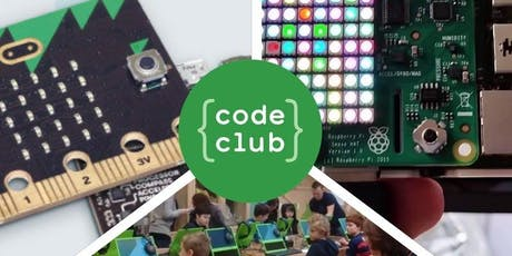 Harris Code Club tickets