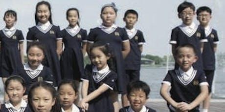 Chinese choir tickets
