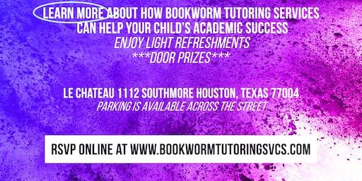 Bookworm Tutoring Services Launch Event