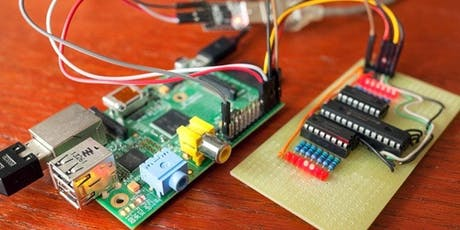 Getting started with Raspberry Pi & Arduino with Dr Jake Rowan Byrne tickets