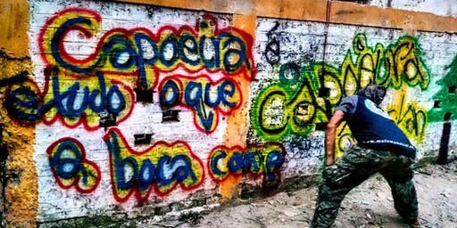 XVIII Na Ginga da Capoeira Festival