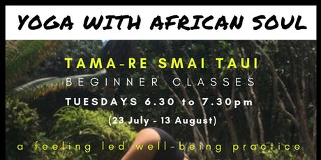 YOGA WITH AFRICAN SOUL  @Black Cultural Archives tickets
