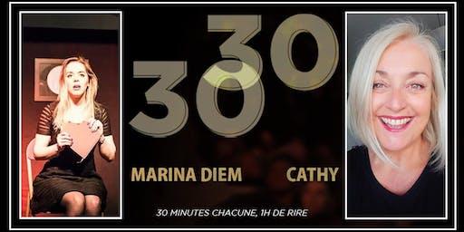 30/30 - Cathy & Marina
