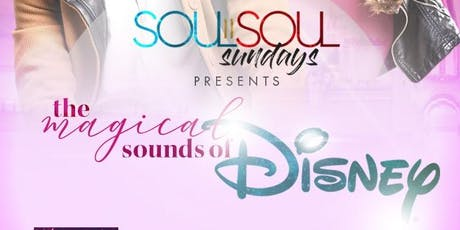 Disney Soul II Soul Sunday  tickets