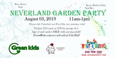 Neverland Garden Party