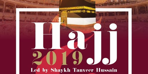Hajj Workshop 2019 - Free Course