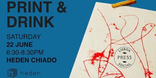Print & Drink | 2nd Heden Special