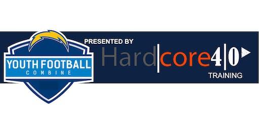Football Combine Mallard Creek Chargers/Hardcore40training.net