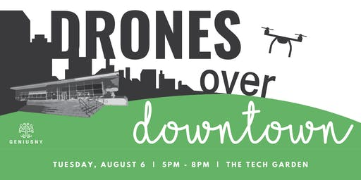 Drones Over Downtown