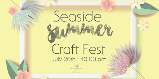 Seaside Summer Craft Fest