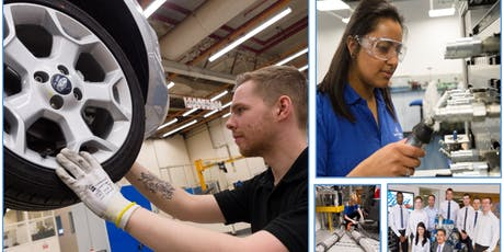 Ford Motor Company - Advanced Engineering Apprentice Open Evening 2019 tickets
