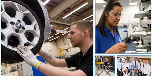 Ford Motor Company - Advanced Engineering Apprentice Open Evening 2019