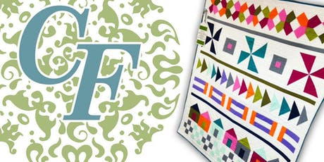 First Quilt - Start to Finish - July 22, 25, 29 & August 1, 5, & 8, 2019 tickets
