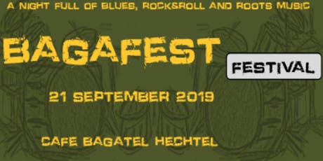 Bagafest tickets