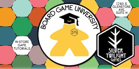 Board Game University Section 03 tickets