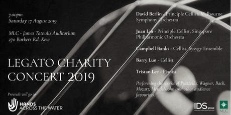 Legato Charity Concert 2019 tickets