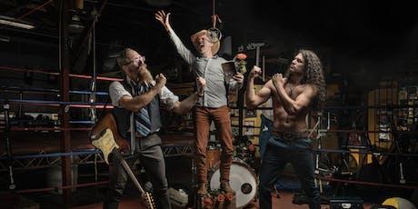 PFS Presents Jonathan Byrd & The Pickup Cowboys tickets