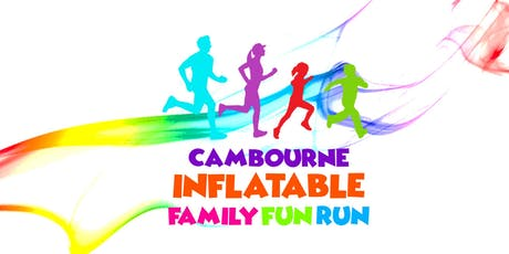 Cambourne Inflatable Family Fun Run tickets