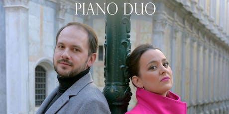 QUIRÓS PIANO DÚO - Concierto entradas