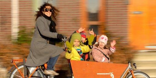 South London family cargo bike meet-up & picnic