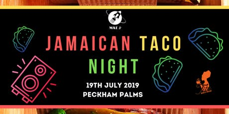 Jamaican Taco Night tickets
