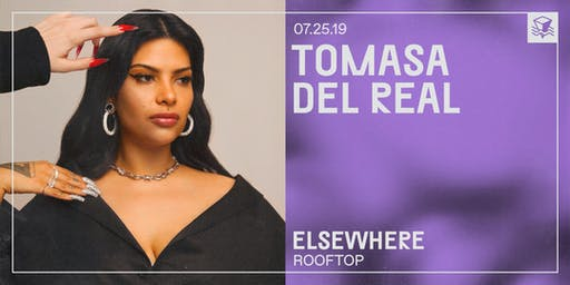 Tomasa del Real @ Elsewhere (Rooftop)