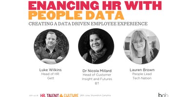 Creating a data driven employee experience
