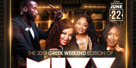 MIXX: R&B Group 702 takes over Atlanta's #1 Rated Upscale Saturday Night! tickets