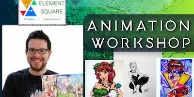 Animation Class: Character Design and Evolution with Joe Ry