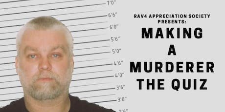 Making A Murderer The Quiz tickets